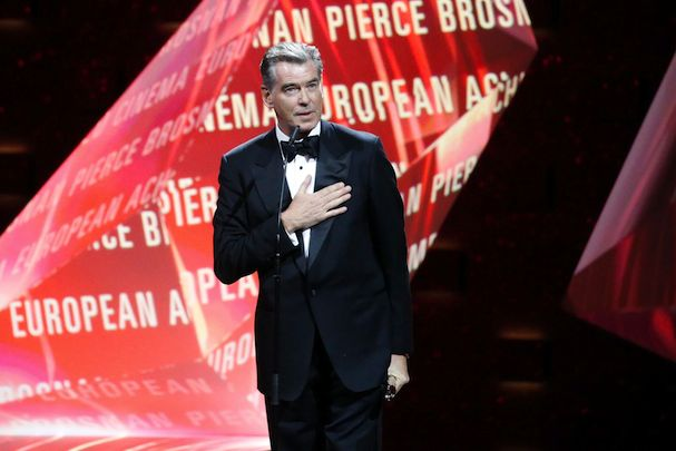 Pierce Brosnan EFA 2016