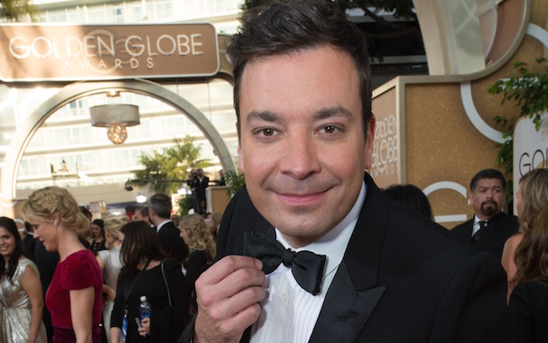 Jimmy Fallon Golden Globes 2017 607