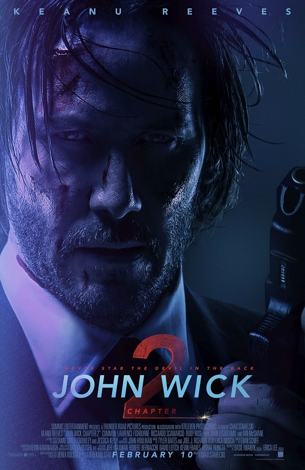 John Wick 2 poster 607