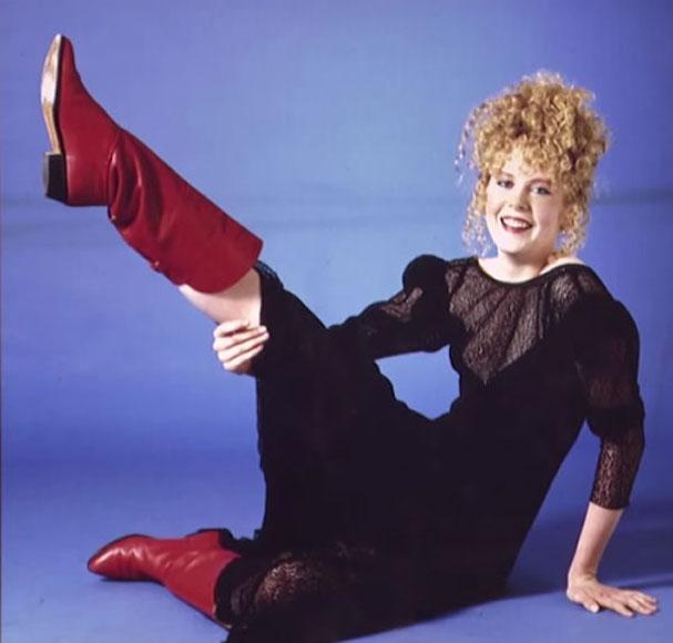 Nicole Kidman teen modelling 607