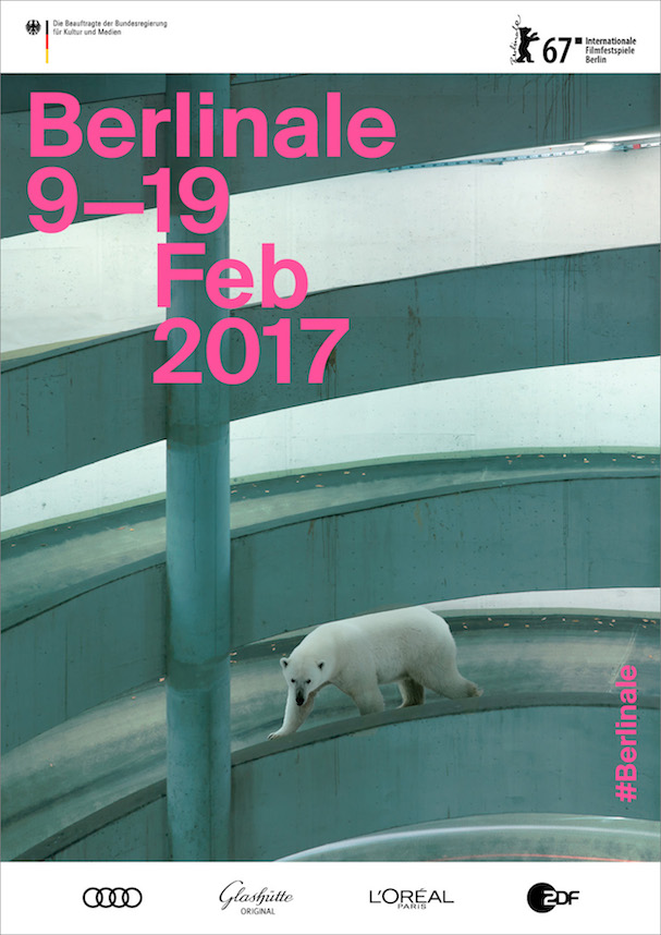 Berlinale 2017 Poster