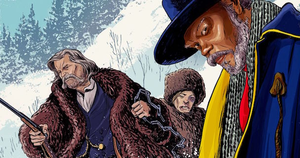 New Yorker The Hateful Eight 607