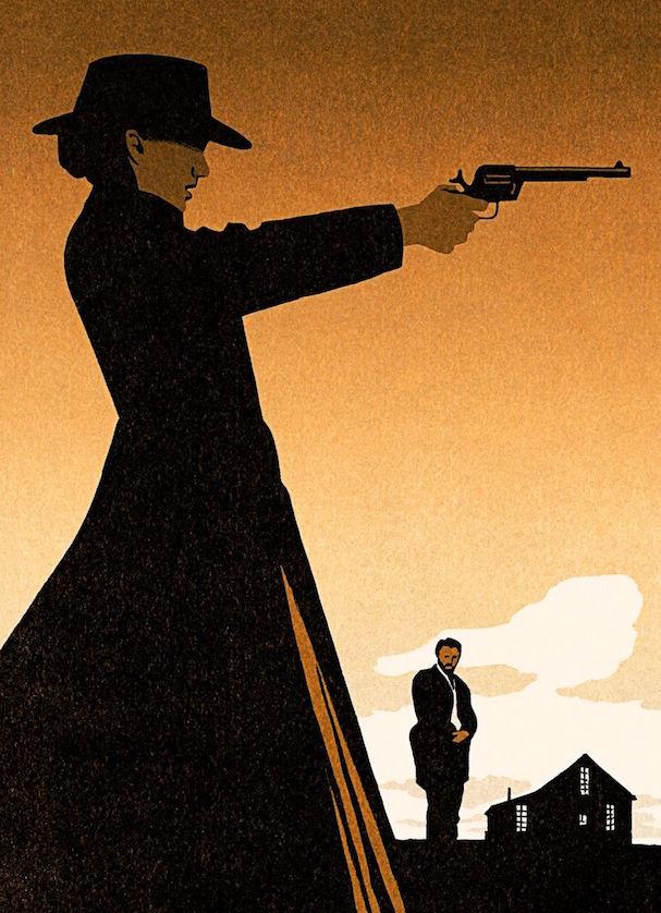 New Yorker Jane's Got a Gun 607