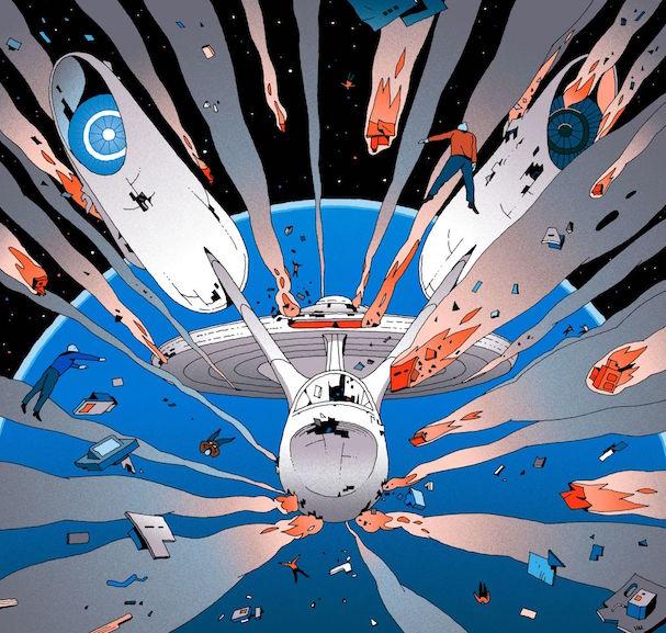 new yorker Star Trek: Beyond  607