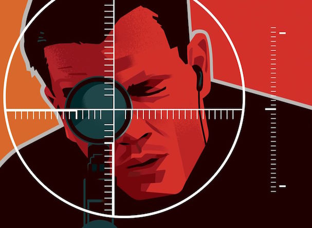 new yorker  Jason Bourne  607