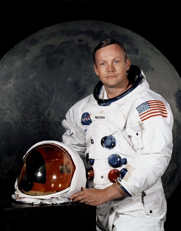 Neil Armstrong 607