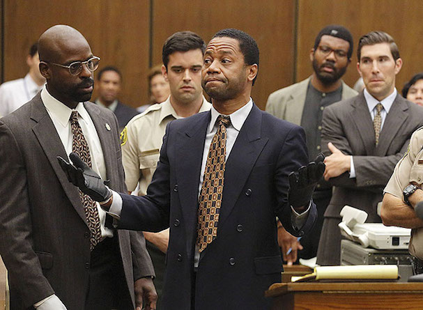 The People v. O.J Simpson 607