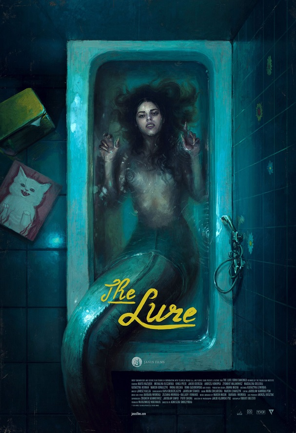 The Lure poster 607