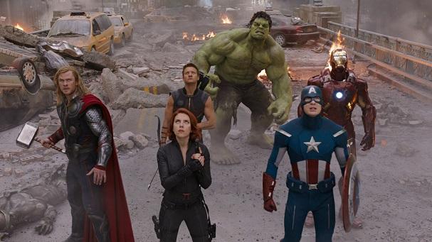 Avengers 607