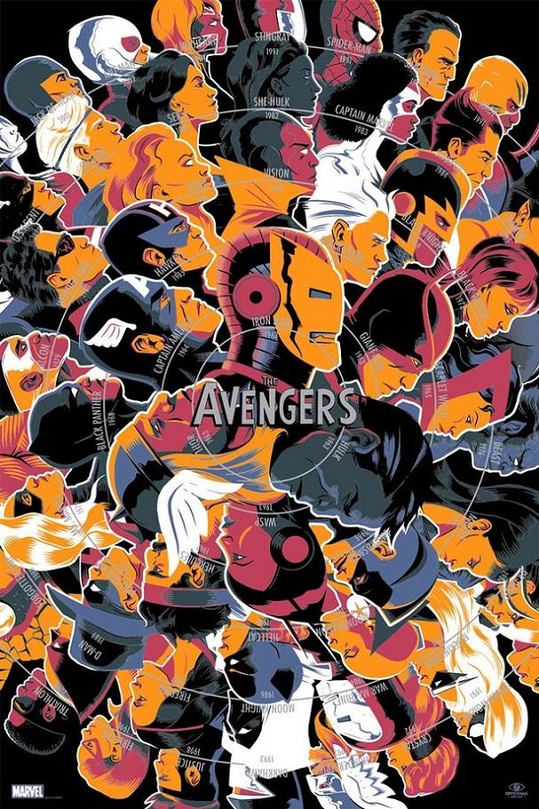 Avengers Mondo 607