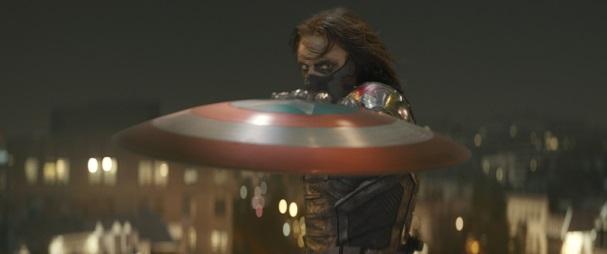 Captain America Winter Soldier 607