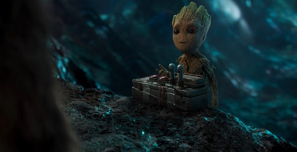 Guardians of the Galaxy Vol.2 607