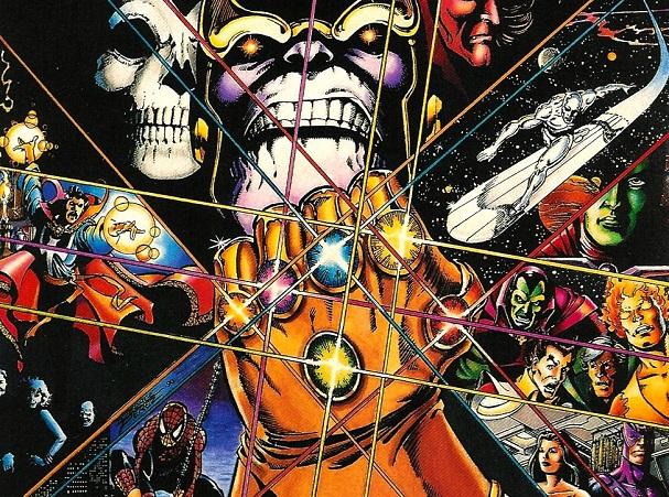 Infinity Gauntlet 607