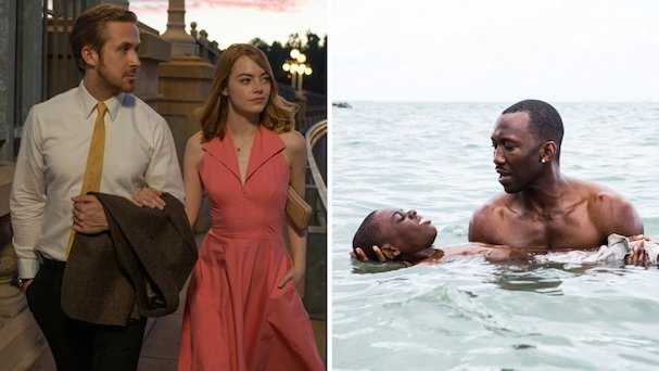 La La Land vs. Moonlight
