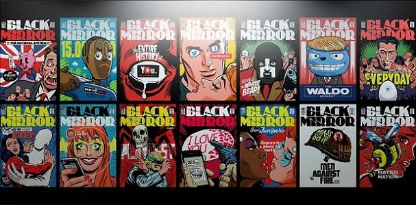 Black Mirror Comics 607