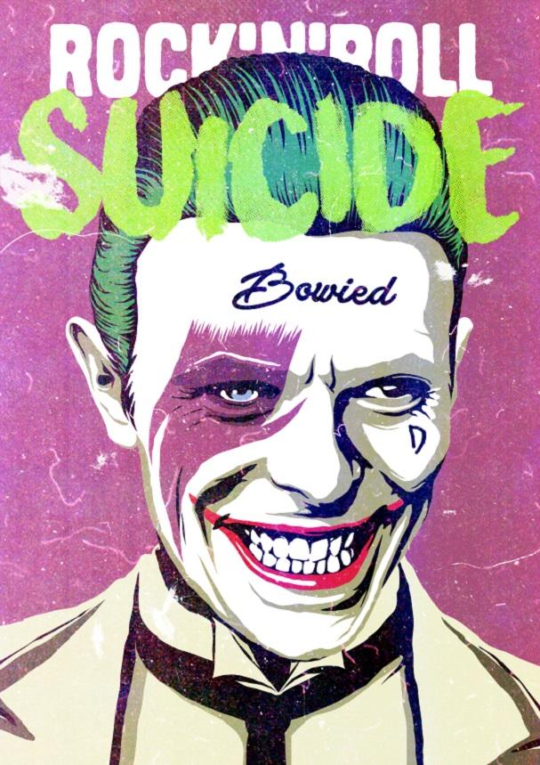 Joker Bowie 607