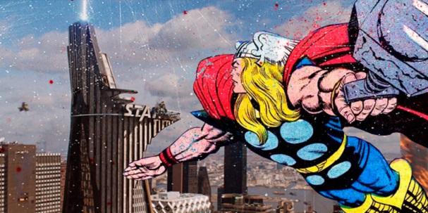 Thor Art 607