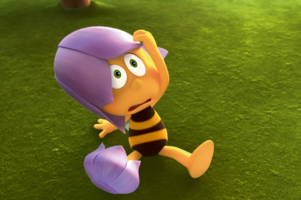 Maya the Bee Movie 607