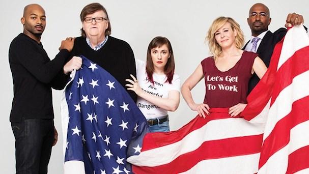 Michael Moore Variety