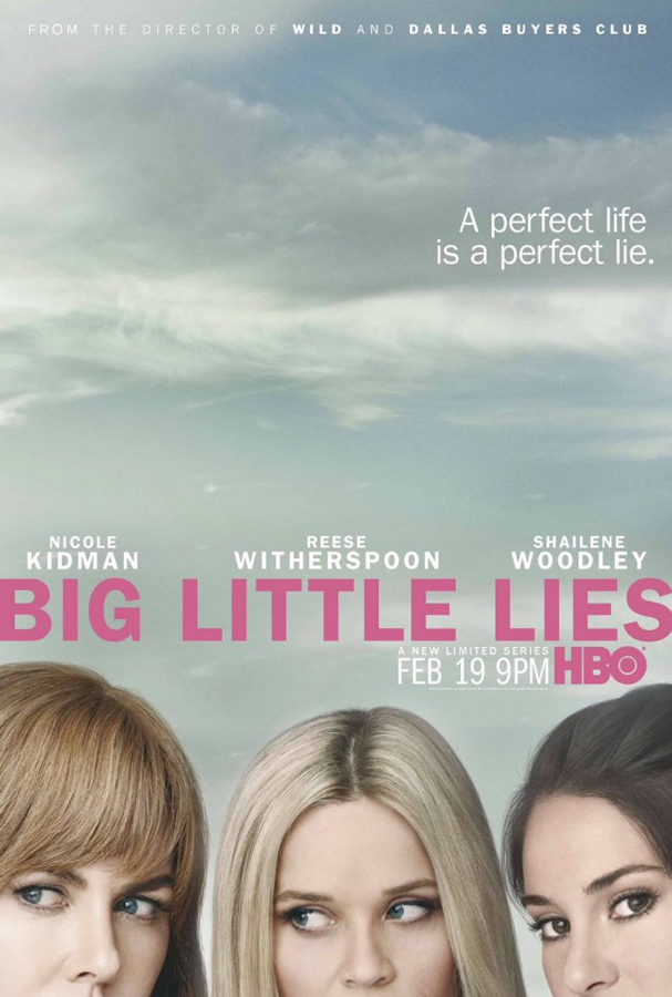 big little lies poster 607
