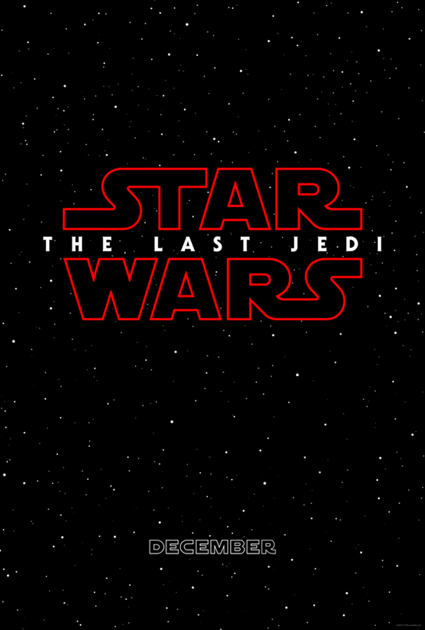 star wars the last jedi teaser poster 607