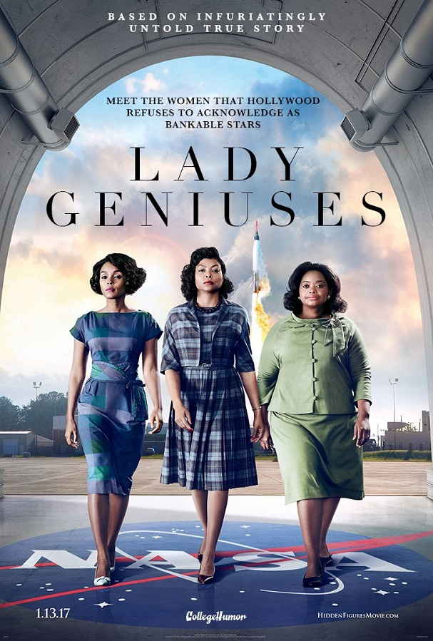 Hidden Figures honest 607