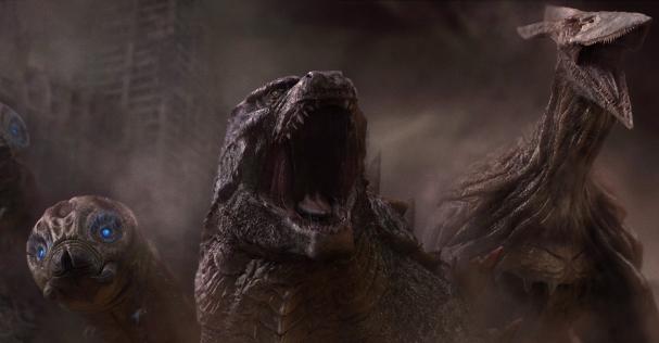 Godzilla 607