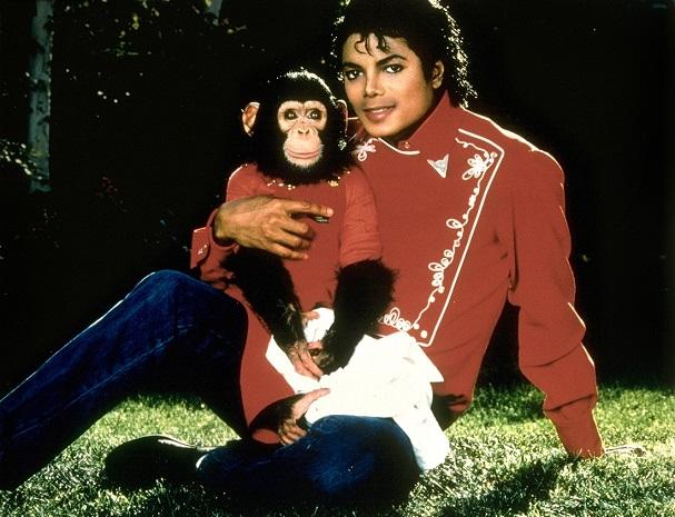 Michael Jackson Bubbles 607