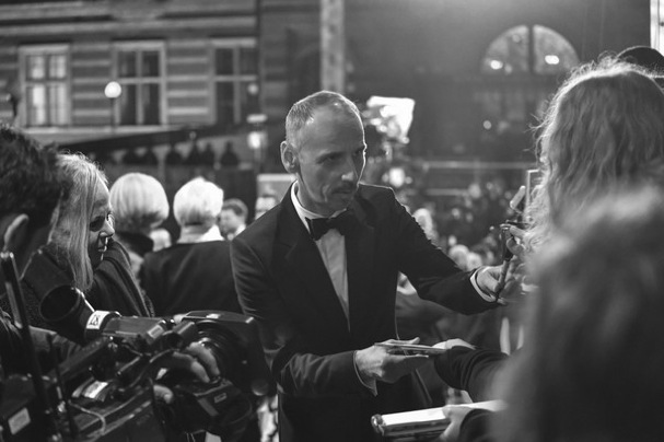 Bafta Black and White 607