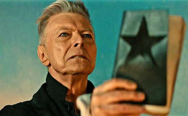 Blackstar David Bowie 607
