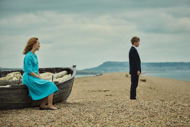 On Chesil Beach 607