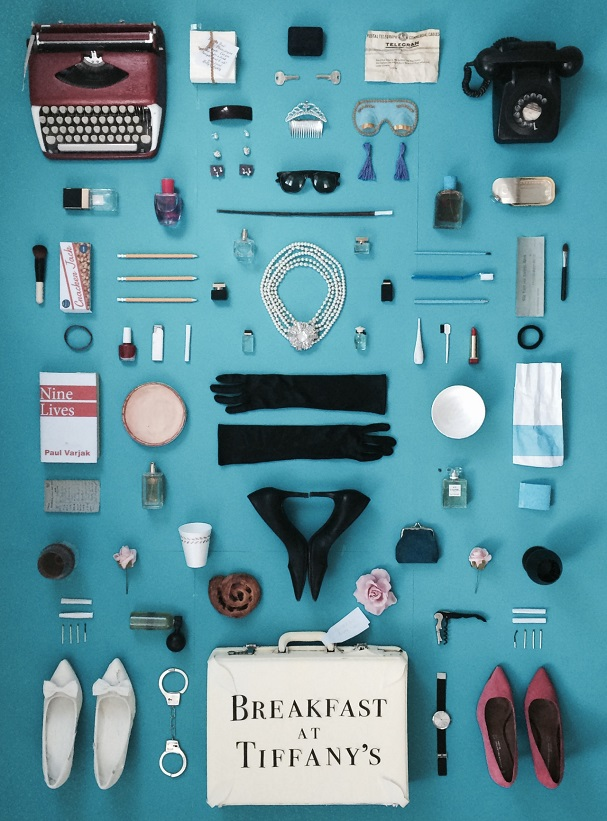 Breakfast At Tiffany's Objects Poster 607