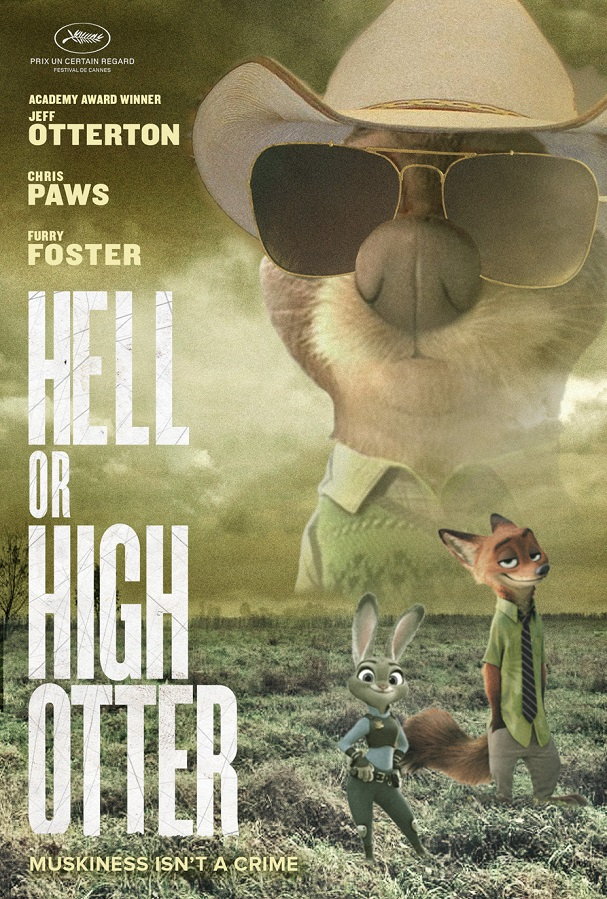 Zootopia Hell or High Water 607