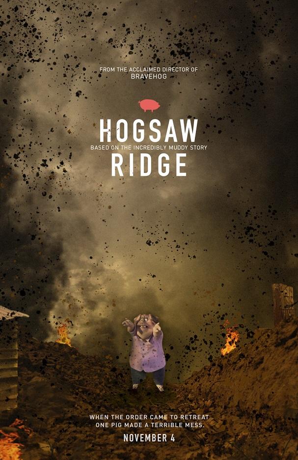 Zootopia Hacksaw Ridge 607