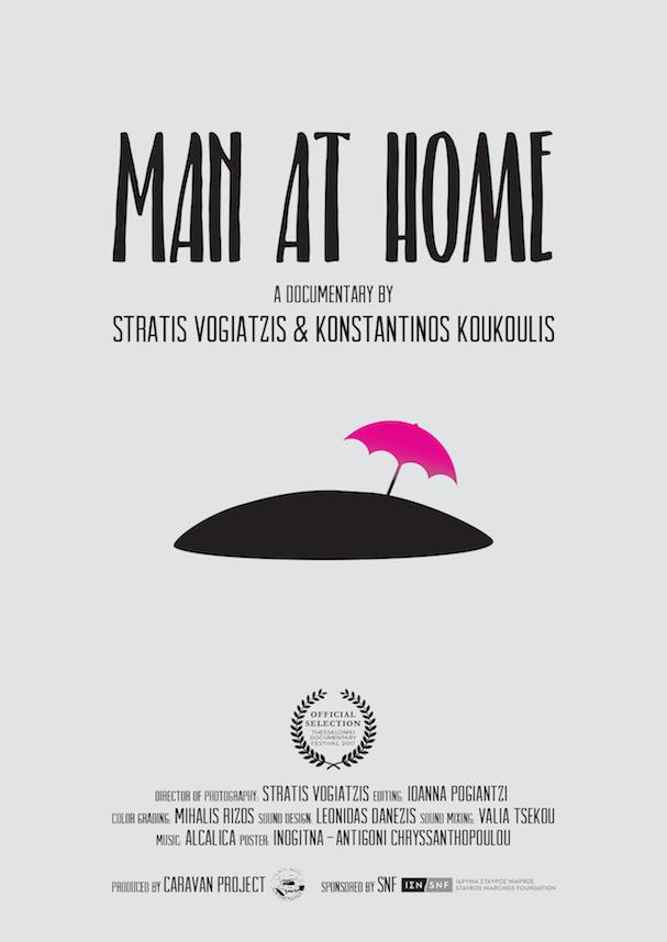Man at Home 607