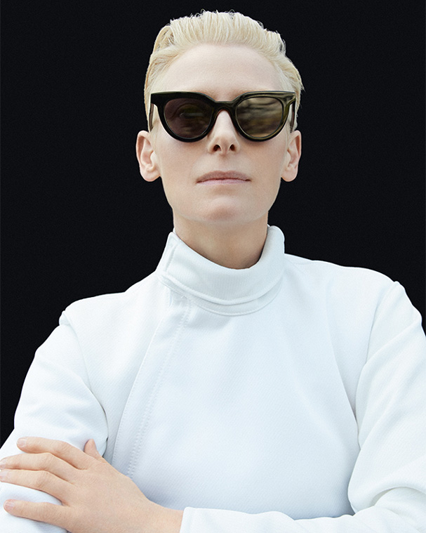 tilda swinton gentle monster 607