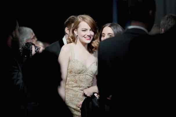 Emma Stone Oscars 607