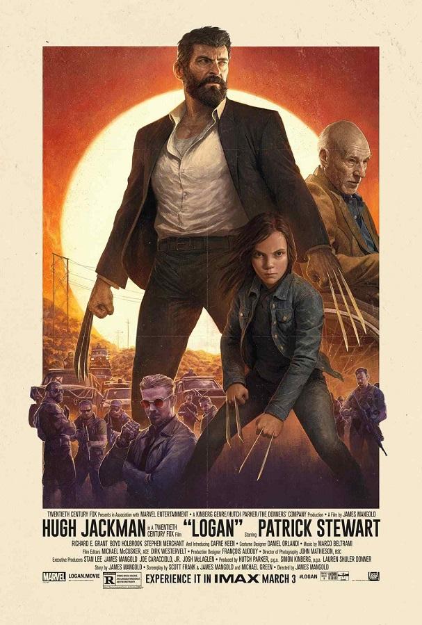 Logan Imax Poster 607