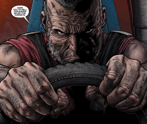 Old Man Logan 607