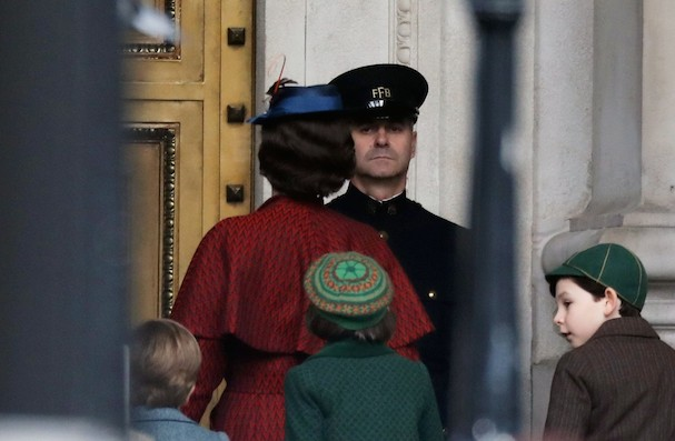 Mary Poppins Shooting 607