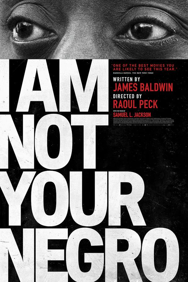 I am not your Negro Poster 607