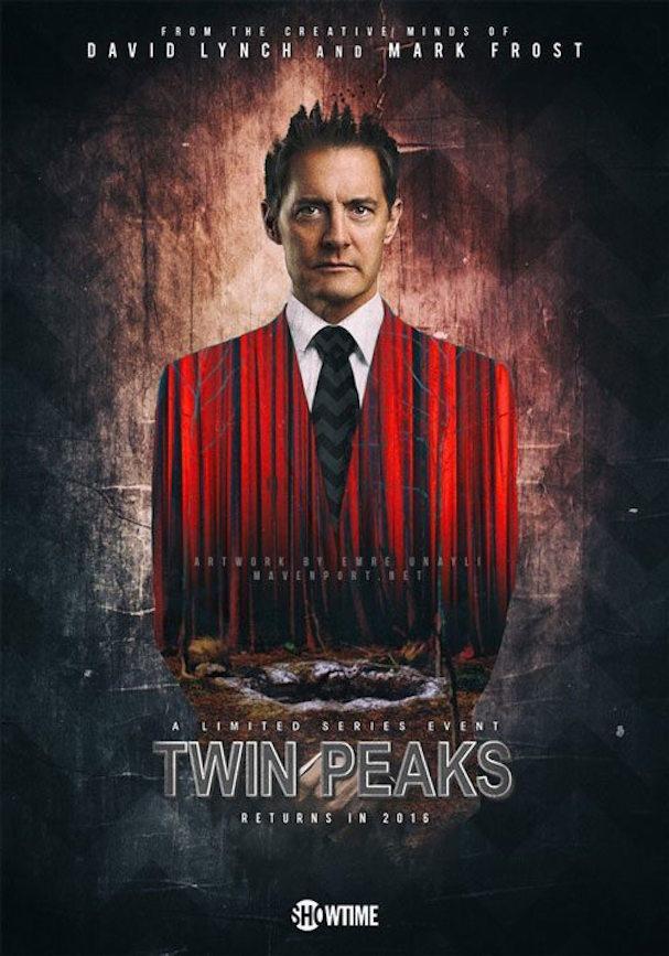 Twin Peaks poster 607