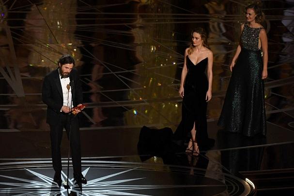Brie Larson Oscars 607