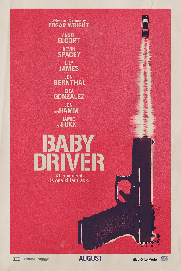 Baby Driver poster 607