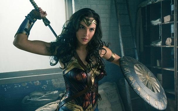 Wonder Woman 607