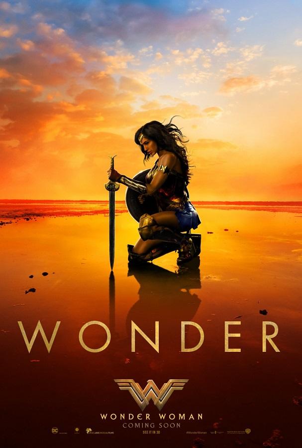 Wonder Woman poster 607