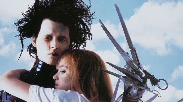 Edward Scissorhands 607