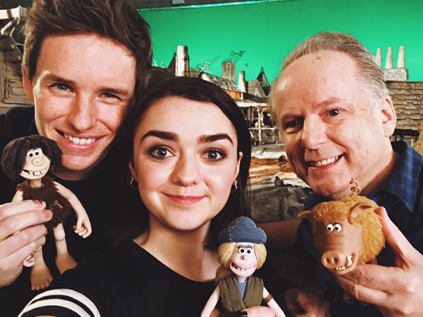 Early Man cast 607