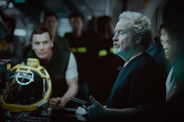 Ridley Scott - Alien: Covenant 607