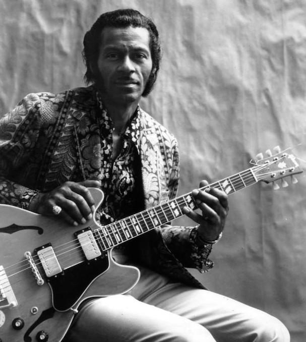 Chuck Berry 607